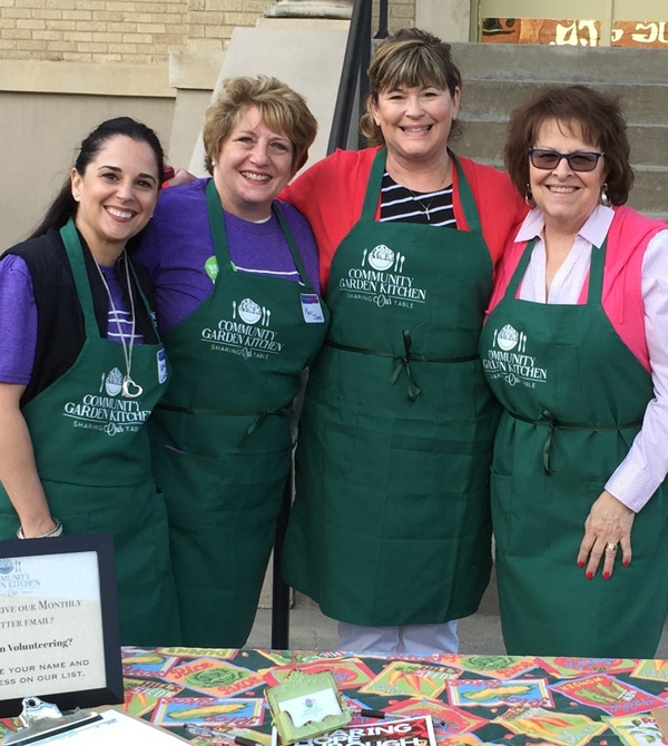 Volunteer – Community Garden Kitchen of Collin County