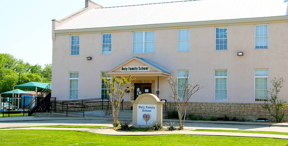 Holy Family School Exterior