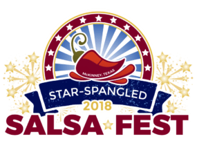 Visit us at Star Spangled Salsa Fest