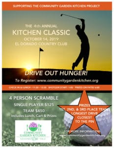 The 4th Annual Community Garden Kitchen Classic